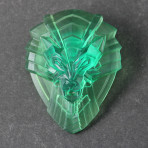 RW-014 Leo Savior Shield – Green