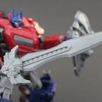 RW-015 Leo Justice Sword – Silver