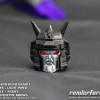 RF-018 Road Bandit – Angry Face – Light Piped Eyes