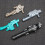 RW Combaticon Weapons 4 Pack – Brawl, Vortex, Swindle, Blastoff