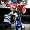 Titans Return PM Optimus Prime Dual Rifles