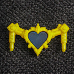 RW The Heartrix – Gold w/ Blue Heart