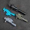 RW Unite Warriors Combaticon Deluxe Weapon 4 Pack