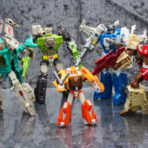 RW Autobot Headmaster Weapons Set